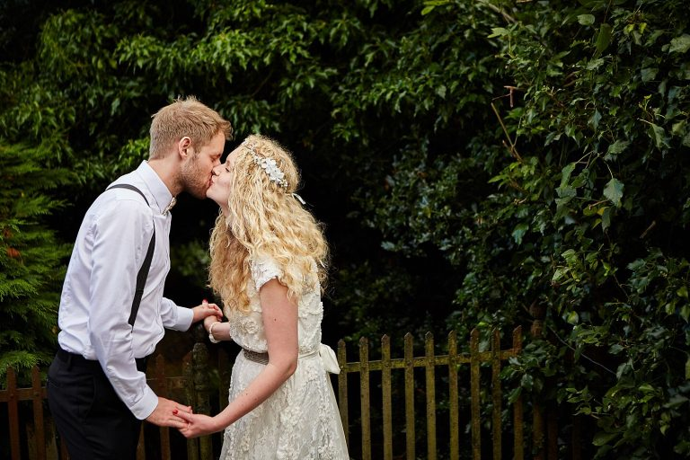 A Lincolnshire Wolds Village Hall Wedding with Zoe & Andy
