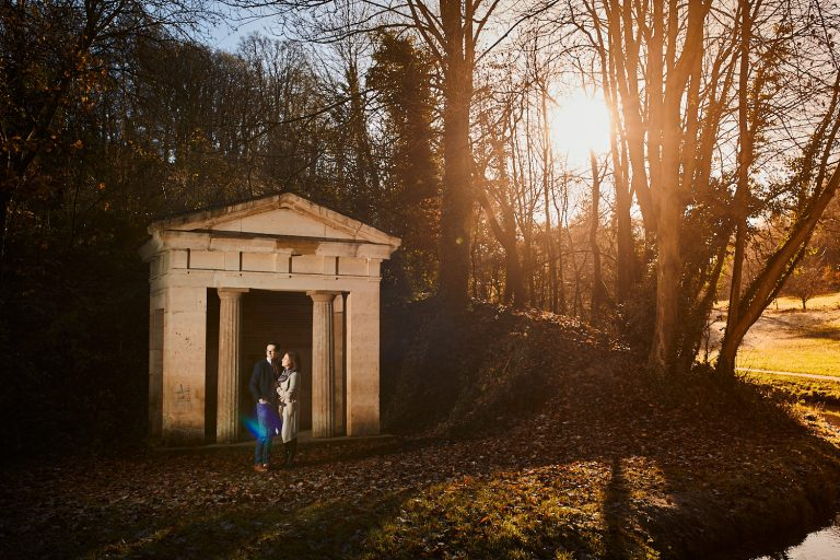 A Wintery Louth Engagement Shoot with Jodie & Liam