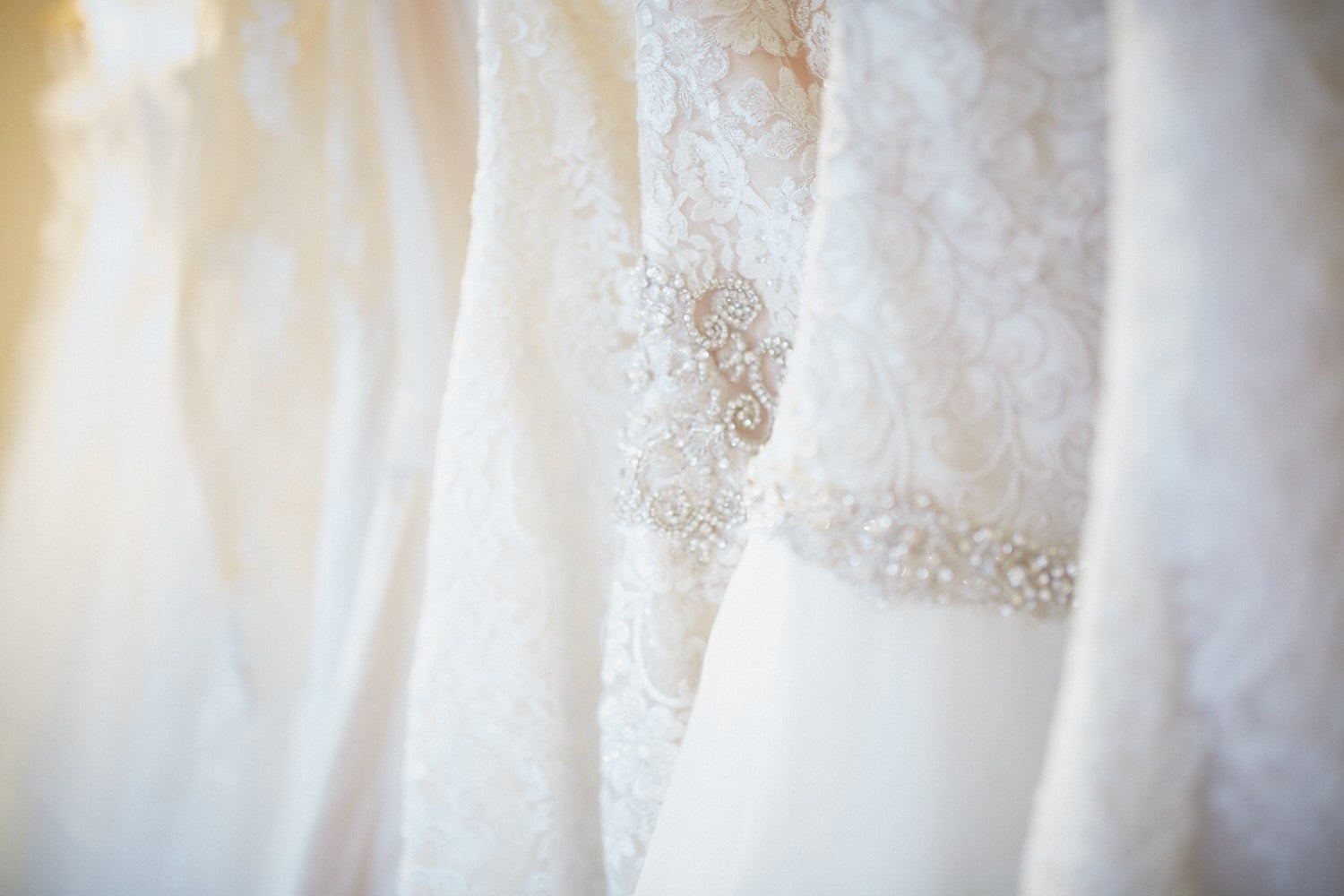 Wedding dresses at The Ivory Room, Woodhall Spa