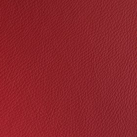 Pillar box red leather wedding album cover material