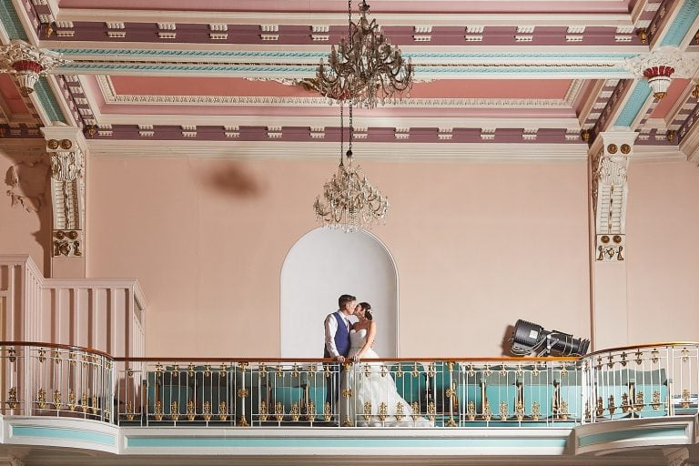 A Louth Town Hall Wedding With Samantha & George