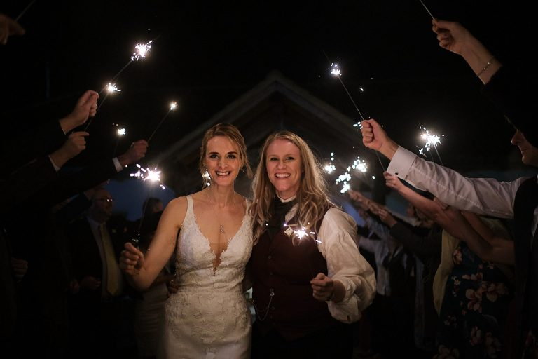 A Lincolnshire Same Sex Wedding with Helen & Jen.